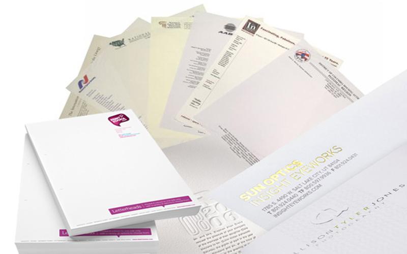 Kop Surat (Kertas Logo)