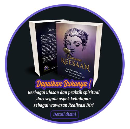 Buku Darsana Keesaan - Ayu Pradnyamita