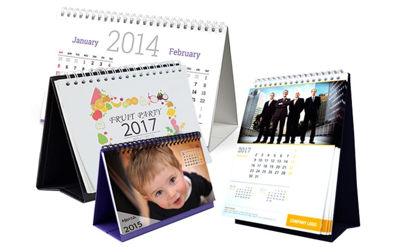 Kalender Meja
